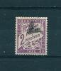 France Timbre Taxe  N°42  2f Violet  Oblitéré - Postage Due