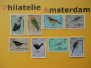 El Salvador 1963, AIRMAIL / FAUNA BIRDS OISEAUX VOGELS VÖGEL AVES: Mi 862-69, ** - Vogels