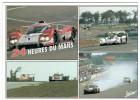 CPM CIRCUIT AUTOMOBILE LE MANS 24 HEURES DIVERS ASPECTS COURSE AUTOMOBILE ED VALOIRE - Le Mans