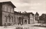 RP: Bad Freienwalde (Oder) - Bahnhof , Germany , 40-50s - Germania