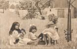 LA SORTIE DES POUPEES - Gruppen Von Kindern Und Familien