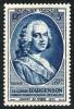 FRANCE 1953 - Yv. 940 *   Cote= 2,00 EUR - Journée Du Timbre. Comte D'Argenson ..Réf.FRA28116 - France