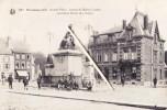 PHILIPPEVILLE - Grand'Place - Statue De Marie-Louise Première Reine Des Belges - Superbe Carte - Philippeville