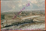 CPSM  TRAIN ASD 31106  CH-  ABDe 12 + Bé 35 + M 107 Au Dessus D'Aigle  (04.02.78)  -Oct 2015  609 - Eisenbahnen