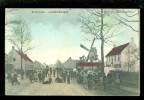 Seveneeken (Zeveneken )  :   Lokeren - Nieuport - molen - moulin - gekleurd
