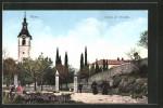 CPA Fiume / Rijeka, Chiesa Di Tersatto - Croatie