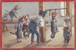 Arthur  THIELE - Katzen - Chats - Cats - Sport - Gymnastique - Thiele, Arthur