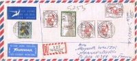 15210. Carta Certificada Aerea NEUENSTADT (Alemania Federal) 1970 - BRD