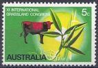 AUSTRALIE 1970- YVERT# 406** Precio Cat. €0.75 - 1966-79 Elizabeth II
