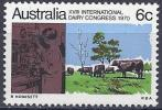 AUSTRALIE 1970- YVERT# 421** Precio Cat. €0.45 - 1966-79 Elizabeth II