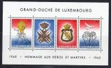 HISTORIA- LUXEMBURGO 1985- Yvert#H14**  Precio Cat€6.50 - Otros
