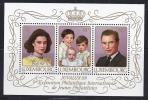 FAMILIAS REALES- LUXEMBURGO 1988- Yvert#H15**  Precio Cat€9 - Familias Reales