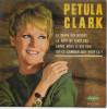 Petula Clark 45t. EP *le Train Des Neiges* 1° Pochette - Dischi In Vinile
