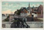 QUEBEC - FROM RAMPARTS LOOKING EAST - CPA - Québec - La Citadelle