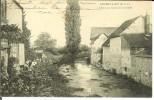 CPA NOGENT-LE-ROI - Canal De Colombs L'Eure - 12216 - Nogent Le Roi