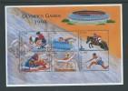 Sierra Leone 1996 Olympic Games Miniature Sheet MNH - Sierra Leone (1961-...)