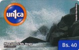 Venezuela, VE-UNICA-H-150405, Playa Camurí, Edo. Vargas. HN150405, 2 Scans. - Venezuela