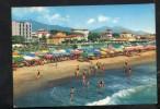 P2412 MARINA DI MASSA - LA SPIAGGIA - BEACH PLAGE STRAND PLAYA - TOSCANA, ITALY - Massa