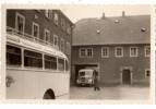 Photo Originale Ancienne - Les Autobus Et Le Passage - Bus - Cars - Autocars - - Automobili
