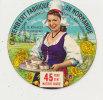 M 163 /  ETIQUETTE DE  FROMAGE  CAMEMBERT   B. RIGAUD  CHAMPSECRET (ORNE) - Cheese