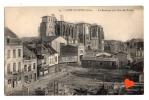 39232-RA-02-SAINT-QUENTIN-La Basilique Et La Rue Des Toiles - Saint Quentin
