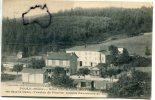 - POULE - (Rhône ), Hôtel DUCHARNE-BOTTOM - Pension, Face à La Gare, écrite En 1921, Pour La Ciotat, TBE, Scans. - Altri Comuni