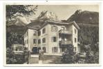 CPA - SUISSE - SCHWEIZ - SVIZZERA - SCHULS - Hôtel Central    // - GR Grisons