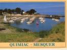 Quimiac.. Mesquer.. Belle Vue Du Port Du Toul-Rû Bateaux Voiliers - Mesquer Quimiac