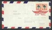 Lettre De Johannesburg - Paire South Africa - Suid Afrika - Storia Postale