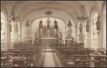 BOUSSU LEZ MONS - Pensionnat De La Sainte Union Des Sacres Coeurs - La Chapelle - Boussu