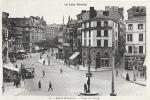 St. Saint-Etienne - Place Du Peuple - Edition J. Lafond - Carte Non Circulée - Saint Etienne