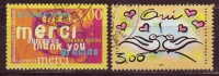 FRANCE - 1999 - YT  N° 3229 / 3230  -oblitérés - Souhaits - Frankreich