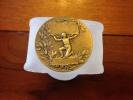 Médaille Enseignement Du Rhône  Fondée En 1864 - Touristiques
