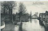 27,Eure, PACY-SUR-EURE, Chocolaterie Moreuil, Vue Prise Du Pont De Boutdeville, Animations, Scan Recto-Verso - Pacy-sur-Eure