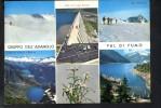 P2471 DIGA DEL LAGO BISSINA ( Val Di Fumo, Gruppo Dell' Adamello ) Dam, Barrage, Damm - Châteaux D'eau & éoliennes