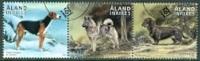 ALAND 2015 Jachthonden GB-USED - Aland