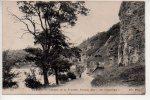 REF 233 CPA 46 CAHORS Chemin De La Fontaine Divona Dite Des Chartreux - Cahors