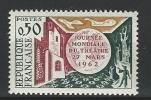 "Yt 1334 "" Journée Du Théatre "" 1962 Neuf** - France"