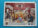 La Reine Pedauque Restaurant Depliant Publicitaire - Publicités