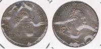 ALEMANIA  TOKEN FELICITAS PUBLICA 1790 PLATA SILVER T. MUY BONITA - [ 1] …-1871 : Estados Alemanes
