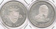 ANDORRA 20 DINEROS 1984 PLATA SILVER T - Andorra