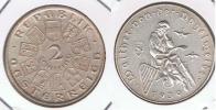 AUSTRIA 2 SCHILLING 1930 PLATA SILVER T BONITA - Austria
