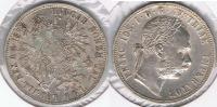 AUSTRIA FLORIN 1878 PLATA SILVER T - Austria