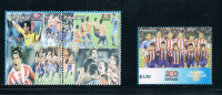 Copa America 2011 Paraguay 3 New 0626 Stamps - Paraguay