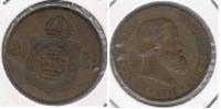 BRASIL 20 REIS 1870 T - Brasil