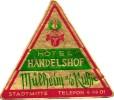 22 HOTEL Labels DEUTSCHLAND GERMANY MULHEIM Schluchsee RUDESHEIM Hamburg Garmisch Heidelberg - Hotelaufkleber