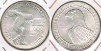 EE.UU. USA  DOLLAR OLIMPIADA LOS ANGELES 1983 PLATA SILVER T - EDICIONES FEDERALES