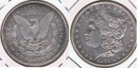 EE.UU. USA DOLLAR MORGAN 1879 OREGON PLATA SILVER T - 1878-1921: Morgan