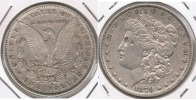EE.UU. USA DOLLAR MORGAN 1879 PLATA SILVER T - EDICIONES FEDERALES