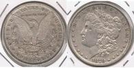 EE.UU. USA DOLLAR MORGAN 1879 PLATA SILVER T - 1878-1921: Morgan